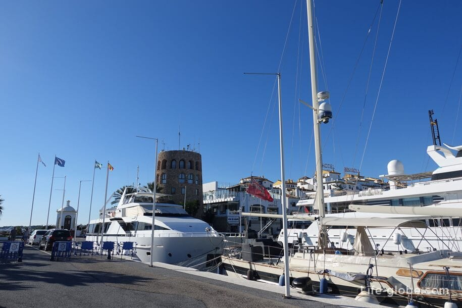 Port of Puerto Banus