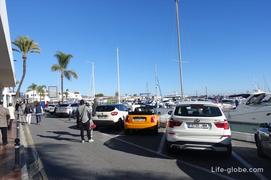 Port of Puerto Banus, Marbella
