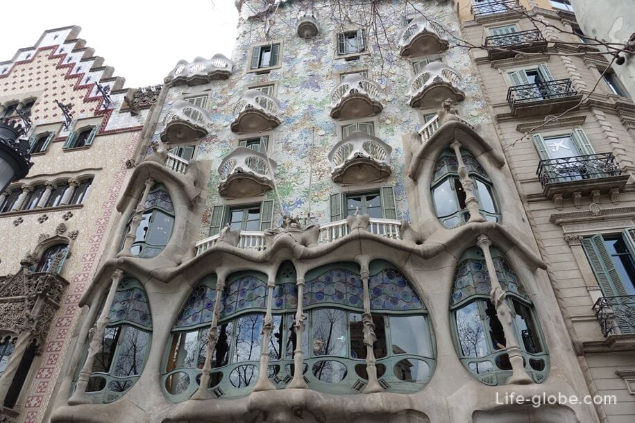 Casa Batllo In Barcelona The Most Audacious Creation Of Gaudi