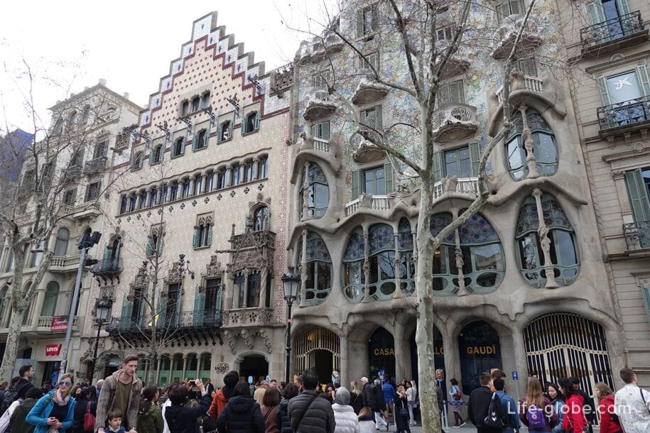 Casa Batllo In Barcelona The Most Audacious Creation Of Gaudi