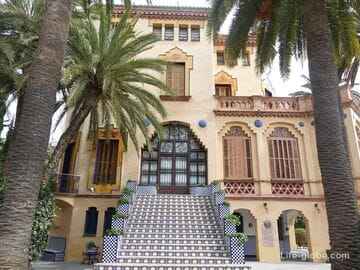 Bonet House and the old olive tree - what is worth seeing in Salou