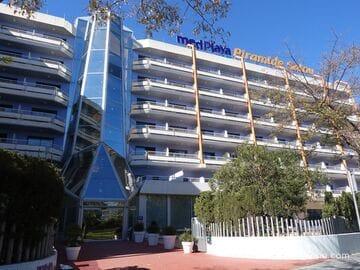 4-звездочный отель Medplaya Piramide Salou - наш отзыв
