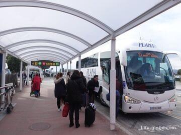 Как добраться в Таррагону из Барселоны (аэропорта и центра города)