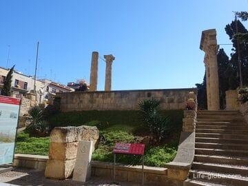 Римский колониальный форум, Таррагона (Forum de la Colonia)