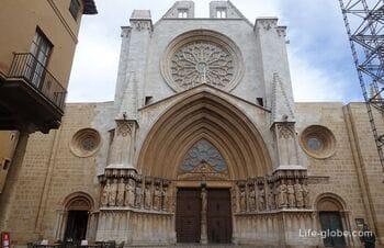 Кафедральный собор Таррагоны (Catedral de Tarragona)