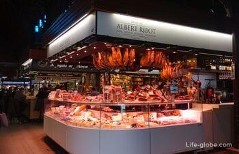 Центральный рынок в Таррагоне (Mercat Central de Tarragona)