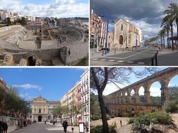 Достопримечательности Таррагоны, Испания. Что посмотреть в Таррагоне