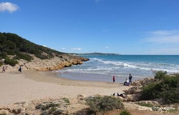 Пляжи Таррагоны. Побережье Таррагоны