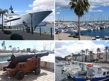 Порт Таррагоны (Port de Tarragona)