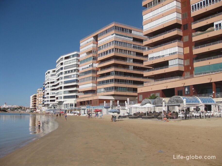 Пляж-порт Асекьон
