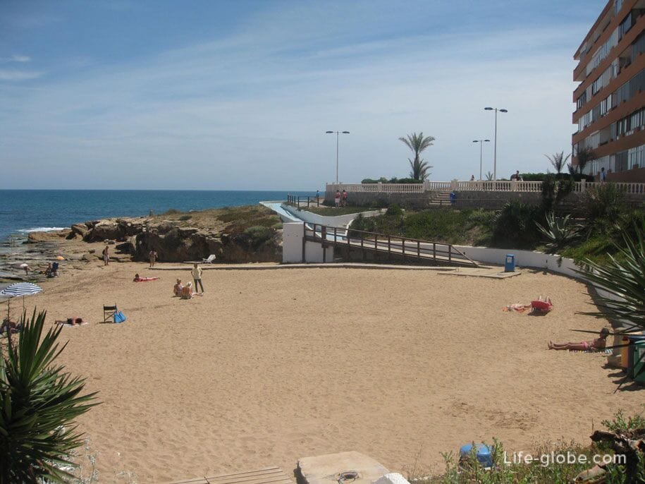 Cala Cabo Cervera