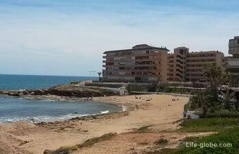 Кабо Сервера (Cabo Cervera), Торревьеха: пляж, парк, отели, как добраться