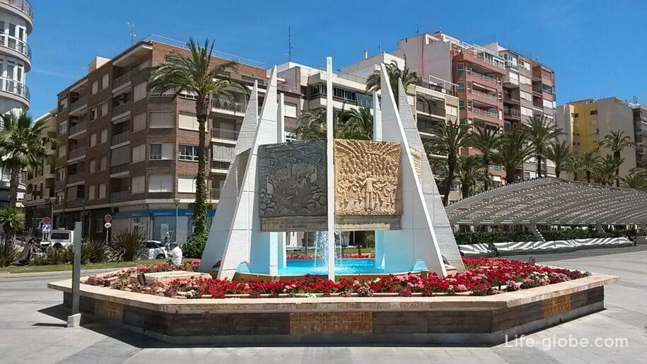 Памятник Хабанера