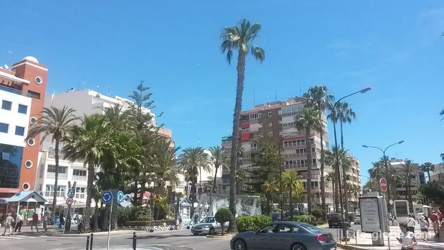 Площадь Вальдо Калеро
