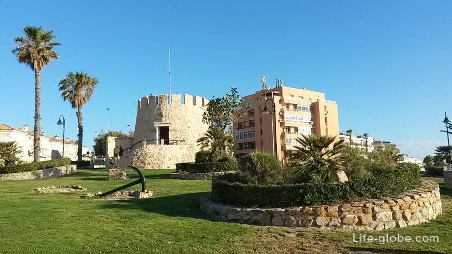 Старая Башня, Торревьеха
