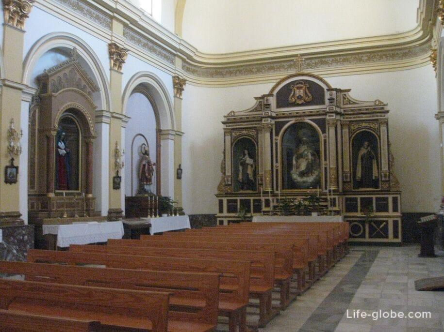 Главная церковь Торревьехи