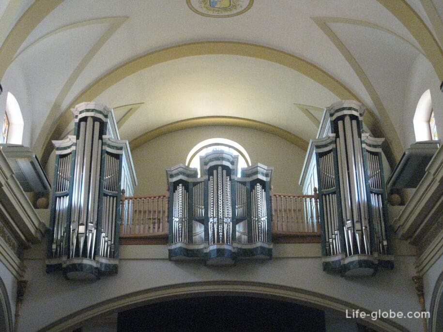 Католическая церковь Непорочного Зачатия, Торревьеха, Испания