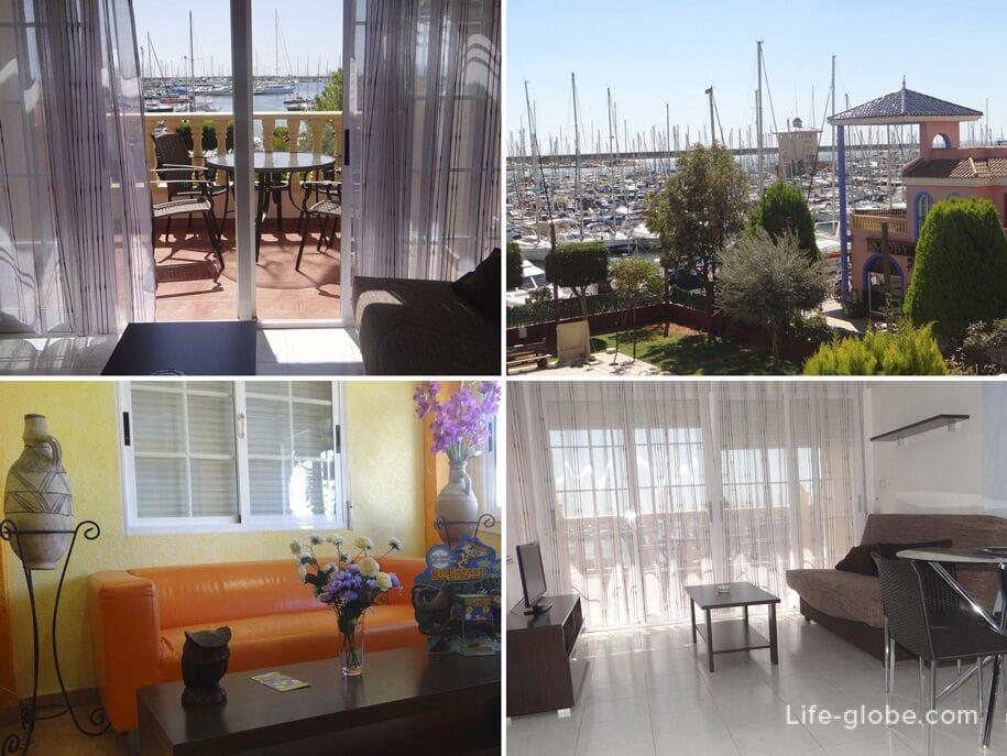 Apartamentos Marina Internacional, Торревьеха