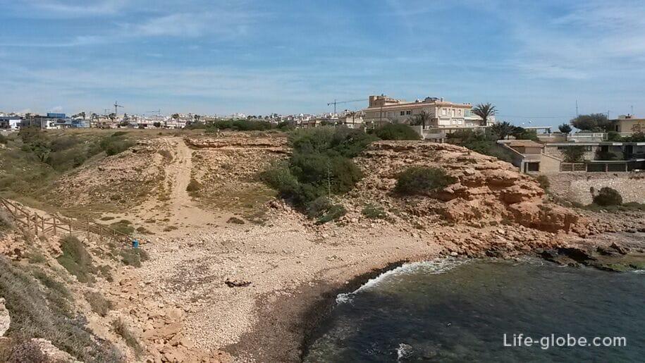 Пляжи Торревьехи, Испания