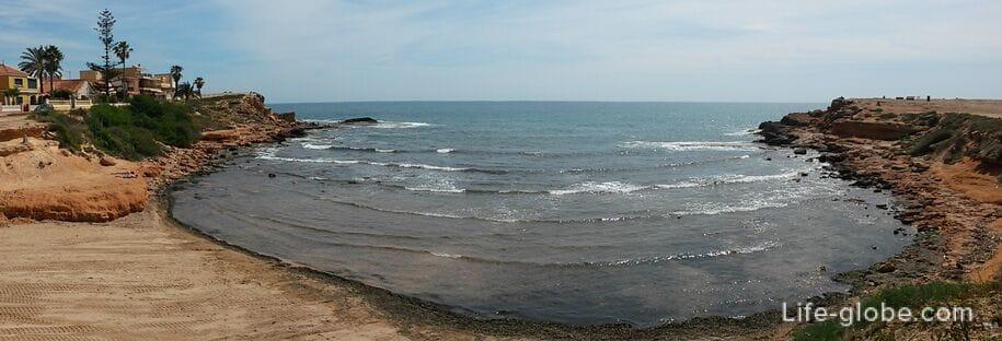Пляжи Торревьехи - бухты