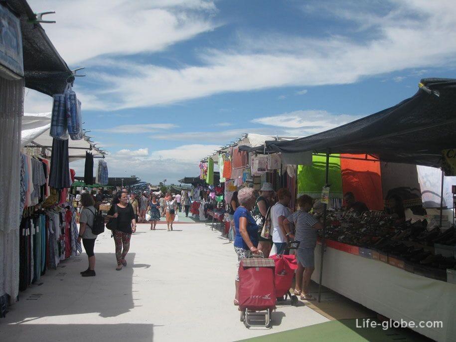 Рынок в Торревьехе