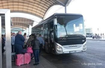 Как добраться в Торревьеху из Аликанте (аэропорта и центра города)