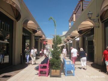 Торговый центр Zenia Boulevard, Испания