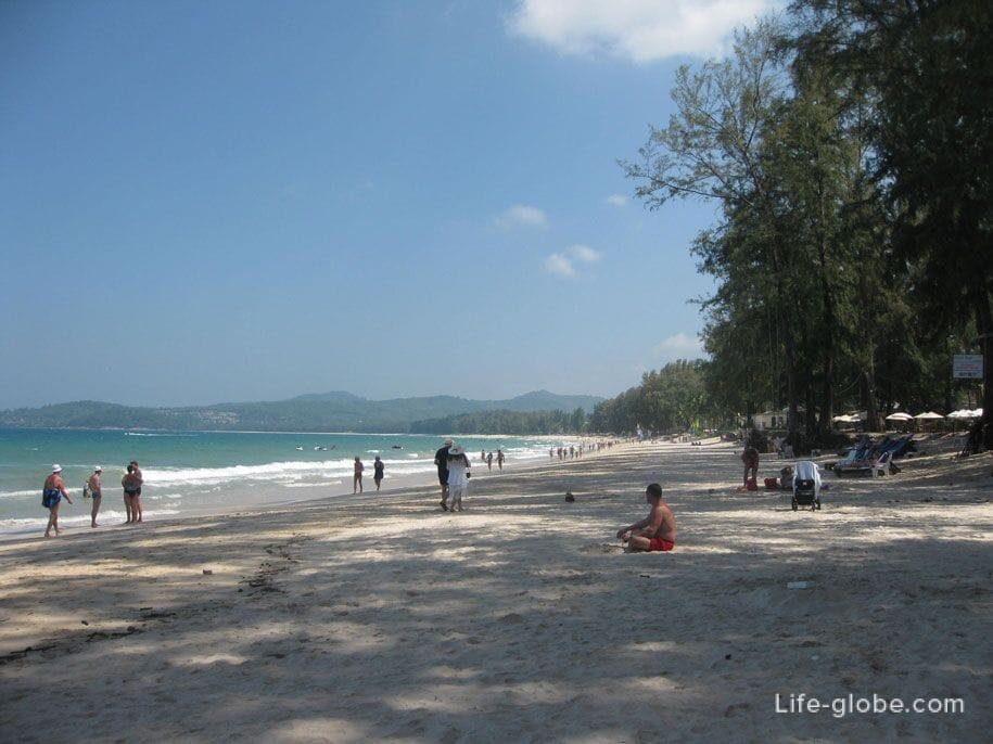 Отдых в Таиланде, пляж Бангтао, Пхукет
