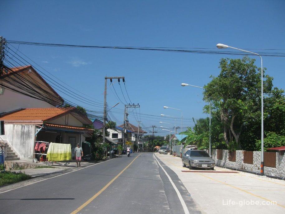 Улицы Бангтао, Пхукет