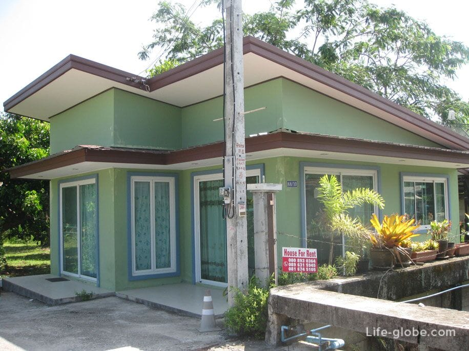 Rental housing in BangTao