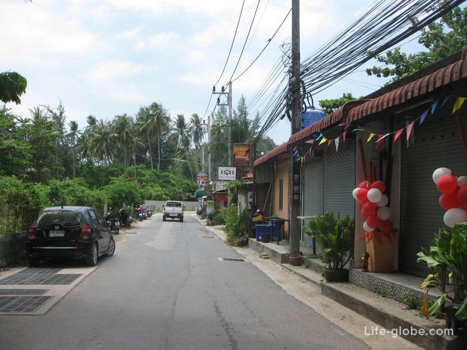 Улицы Банг Тао