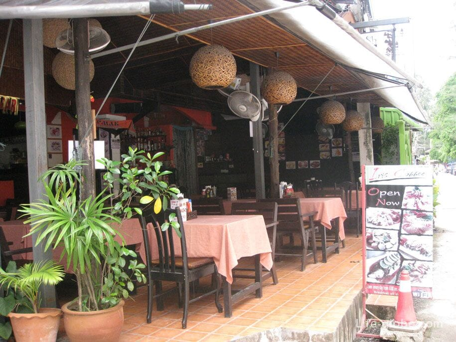 Кафе, Бангтао
