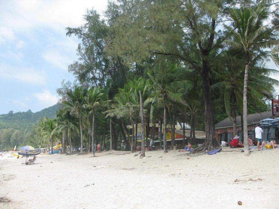 Kamala Beach in Phuket