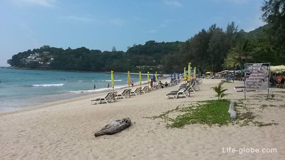 Central Kamala Beach, Phuket