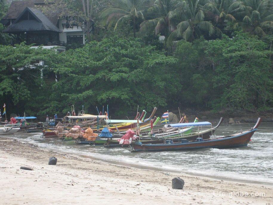 South of Kamala Beach, Phuket