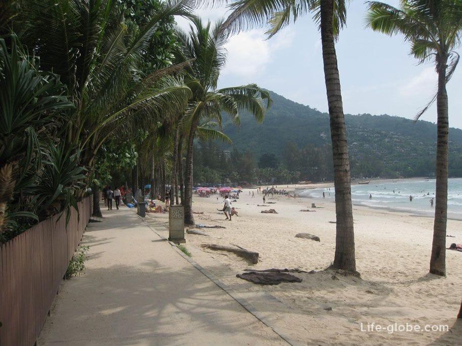 Promenade, Kamala Beach, Phuket