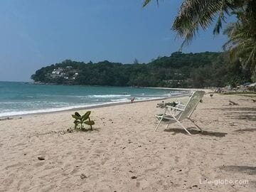 Kamala beach in Phuket - the harmony of nature and relaxation