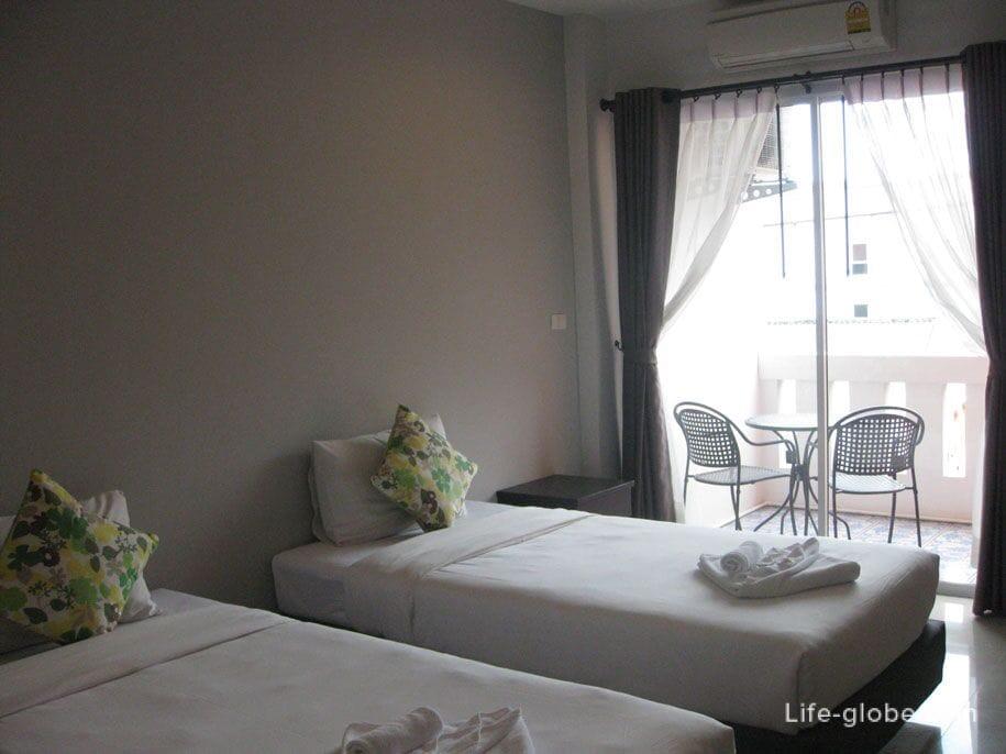 Hotel rooms Karon Sea Side, Karon, Phuket
