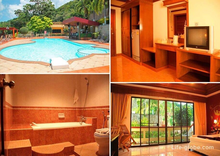 3-star Manohra Cozy Resort, Karon, Phuket