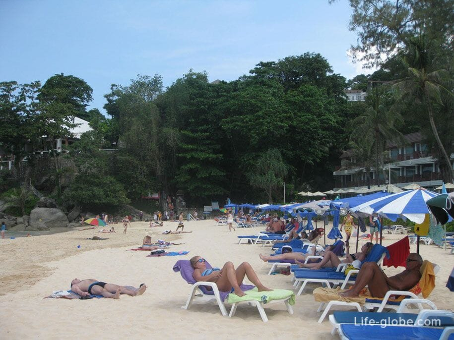 Holidays at Kata Noi Beach, Phuket