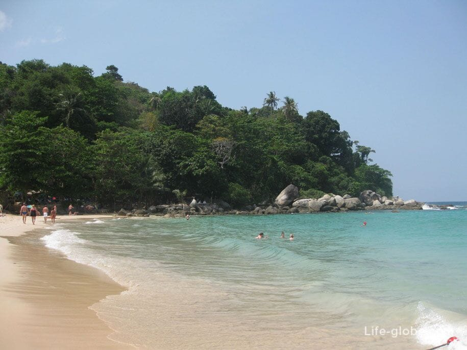 Holidays in Phuket, Kata Noi Beach
