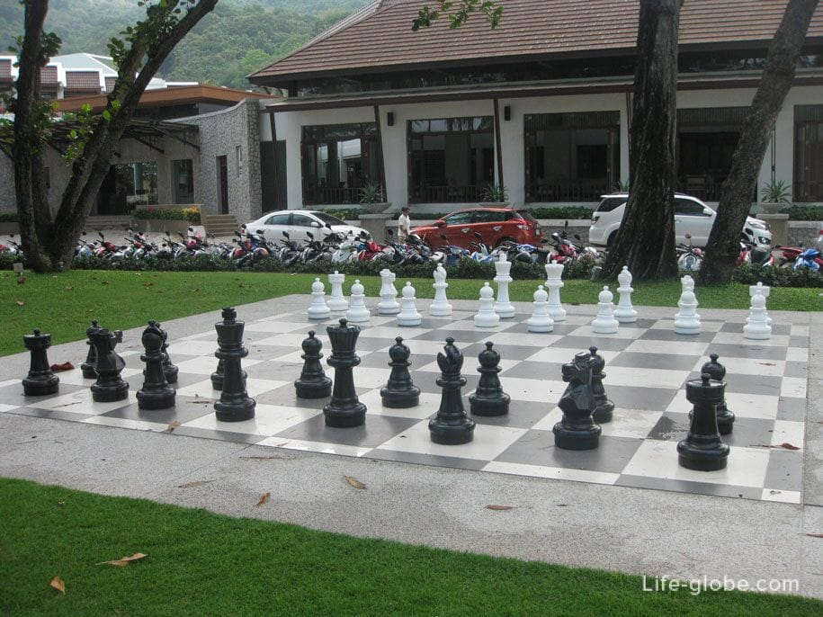 Park on Kata Noi, Phuket