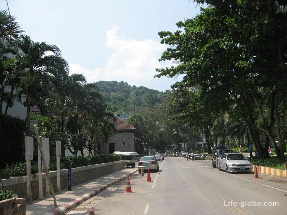Streets of Kata Noi, Phuket