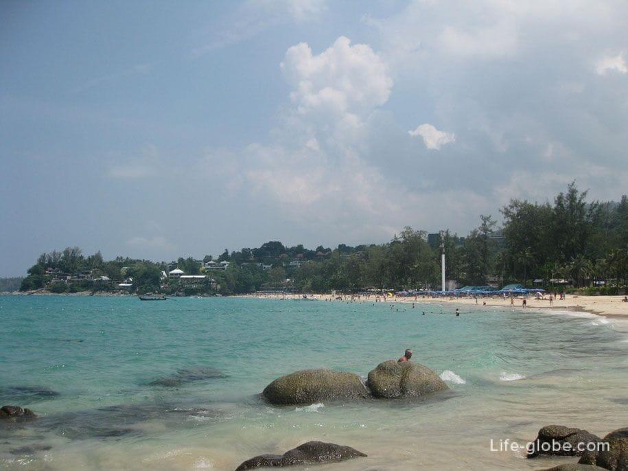 Ката Ной - лучший пляж Пхукета