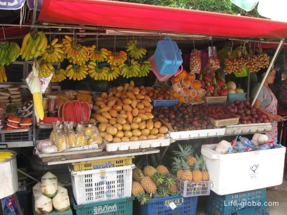 Fruit in Phuket