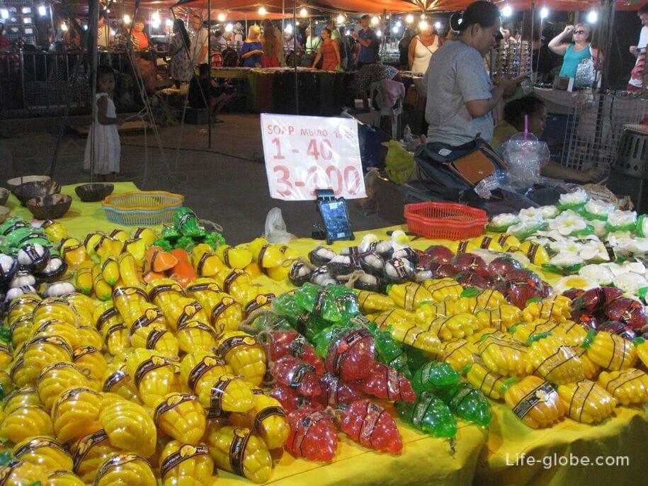 Karon Night Market, Phuket, Thailand