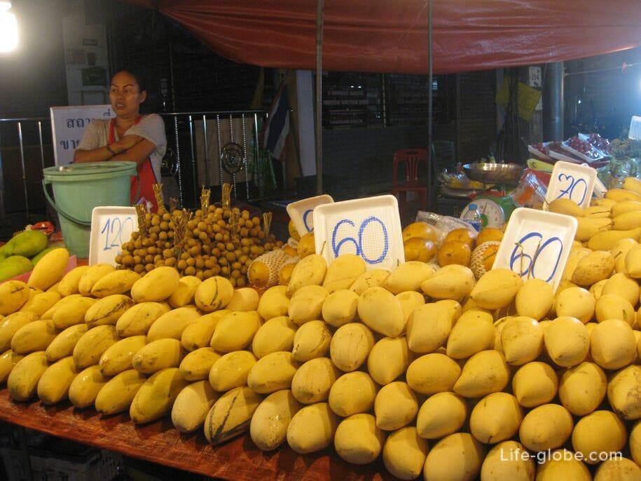 Night Market Karon, Phuket