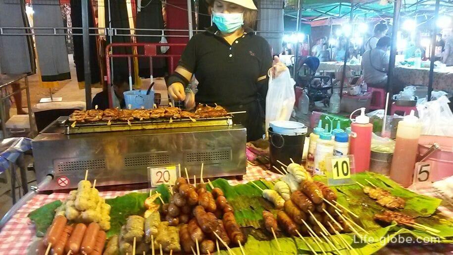 Karon Temple Market, Phuket
