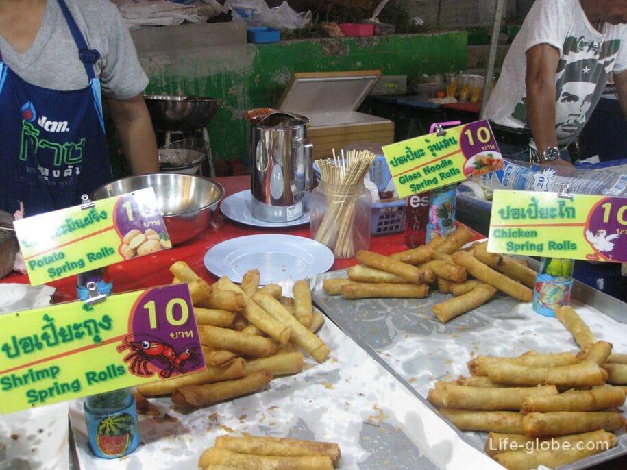 Prices, Karon Night Market