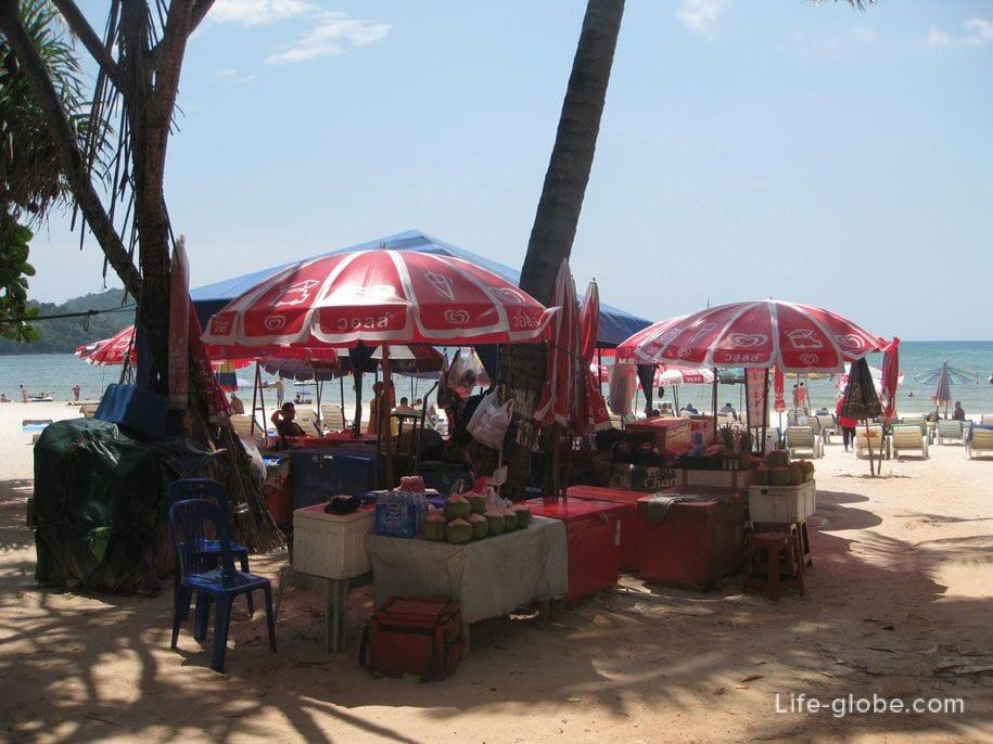 Пляж Патонг, остров Пхукет, Таиланд